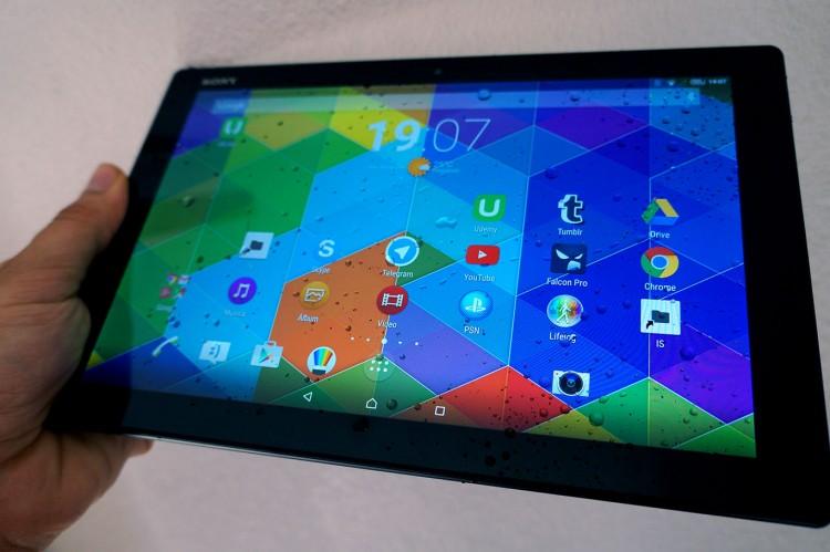 Xperia z4 tablet 5
