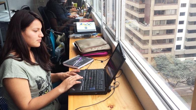 Больше женщин в мире технологий |