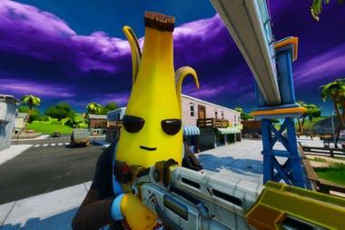 Шпионский банан станет одним из новых персонажей этого сезона