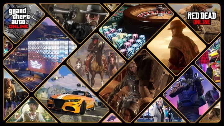 Игроки GTA и Red Dead Online получают отличные подарки в игре Rockstar