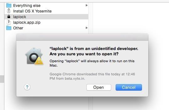 Как открыть сторонние приложения от неизвестных разработчиков в macOS