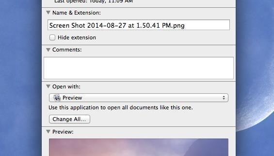 Как удалить дубликаты и настроить меню «Открыть с помощью» в Mac OS X