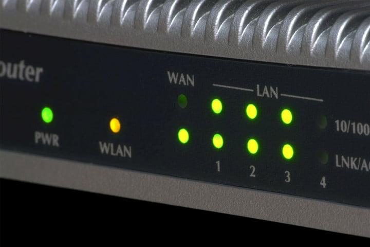 сброс WiFi маршрутизатор