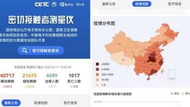 Новое китайское приложение доступно из таких приложений, как WeChat или Alipay.
