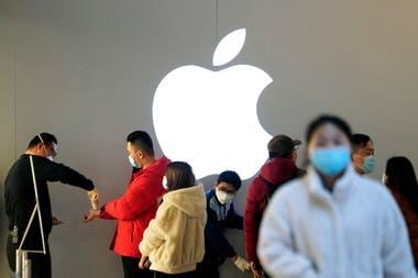 Эпидемия коронавируса парализует производство технологий, очень зависимых от Китая, и Apple является одной из затронутых компаний