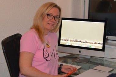 Луиза Хэлфорд решила самоизолироваться и посоветовала своим сотрудникам работать удаленно