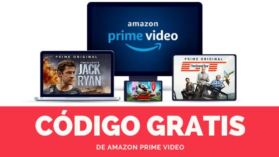 бесплатный код Amazon видео
