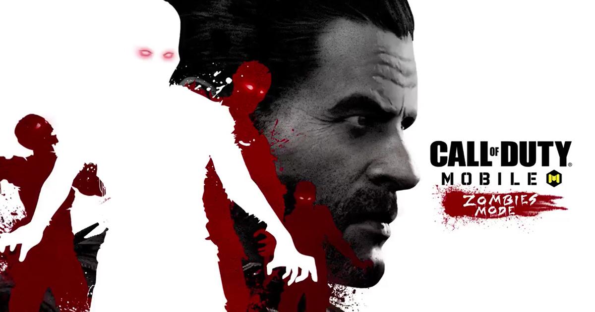 Ожидаемый режим зомби приходит в Call of Duty: Mobile