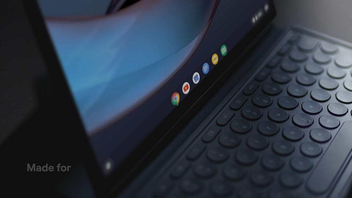 Это новый планшет Google