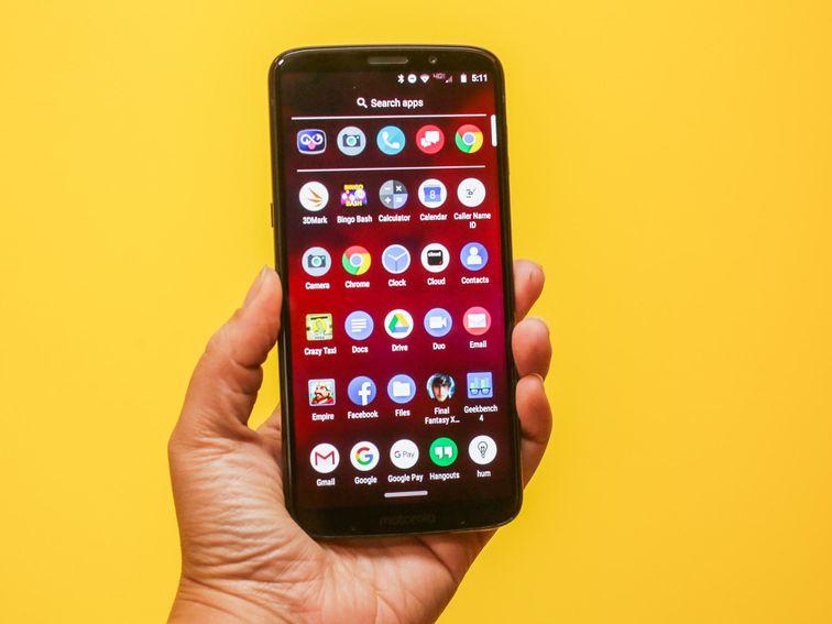 Это первый 5G смартфон Verizon