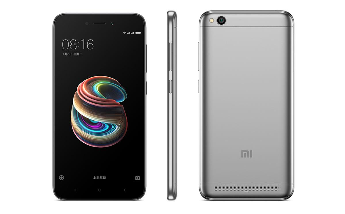 Xiaomi Redmi 5A, самый дешевый мобильный телефон с лучшим аккумулятором