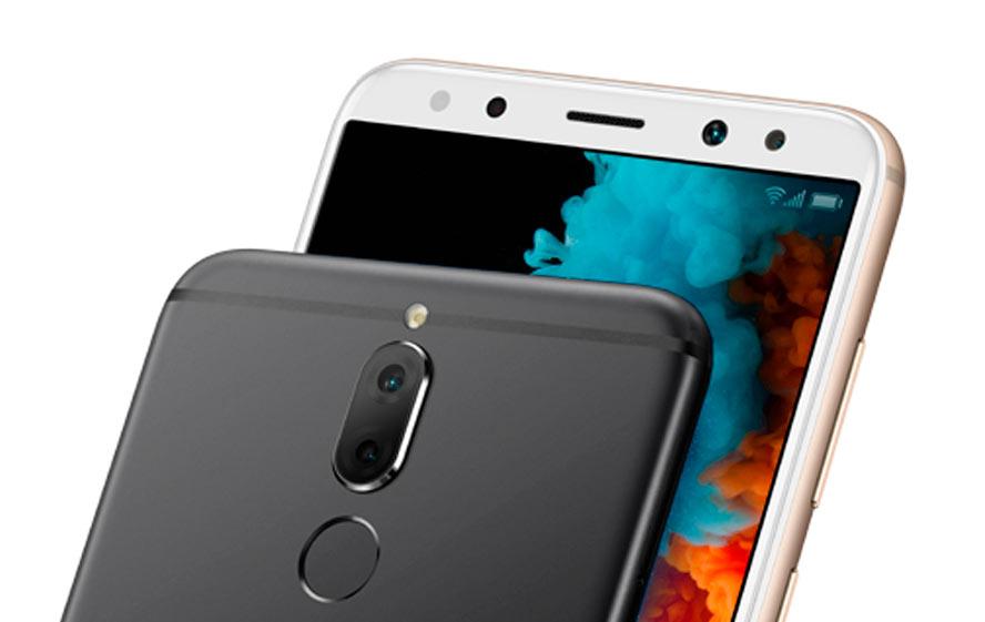 Huawei Mate 10 Lite, четыре камеры для покорения фотографии