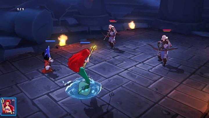 видеоигра диснеевское изображение