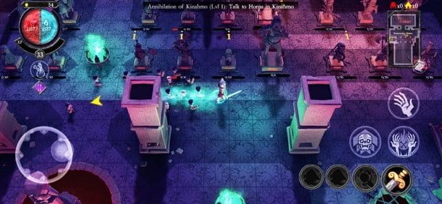 Undead Horde - одна из лучших игр для iPhone