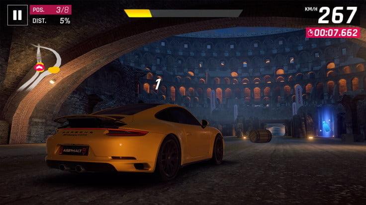 Asphalt 9: Legends - одна из лучших игр для iPhone