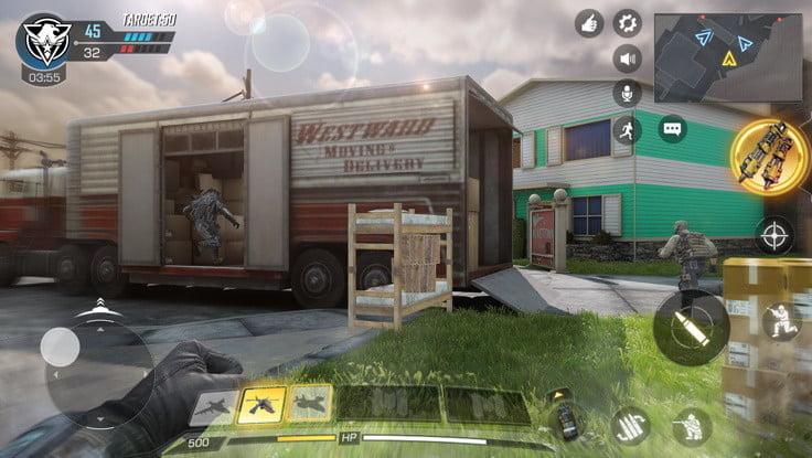 Call of Duty: Mobile - одна из лучших игр для iPhone