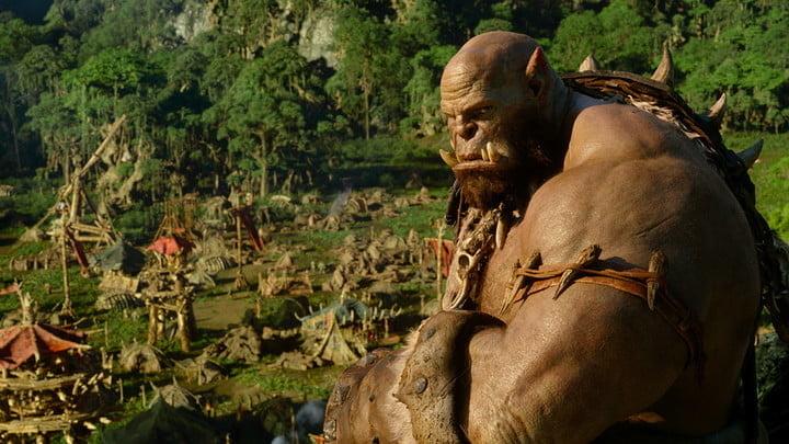 Warcraft - один из фильмов о видеоиграх.
