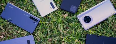 Отличное фотографическое сравнение между лучшими мобильниками 2019 года: подиум с удивлением во все более ожесточенной битве