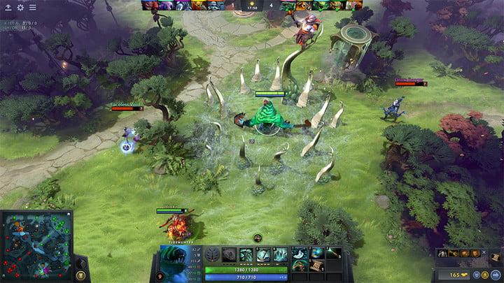 лучшие игры для графики Intel HD Dota2 Screenshot01