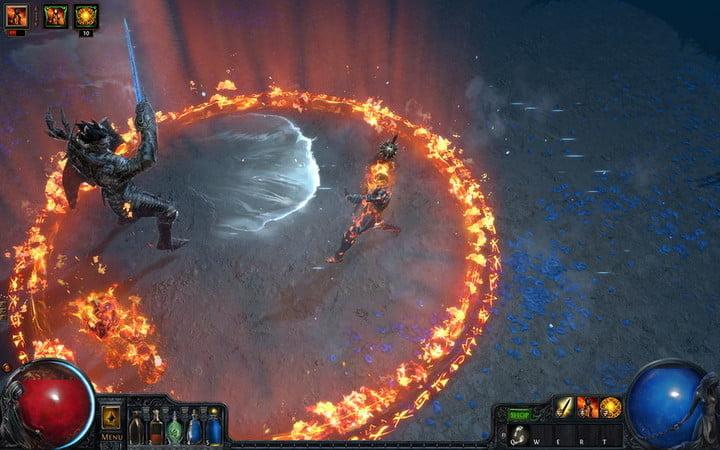Path of Exile - одна из лучших бесплатных видеоигр
