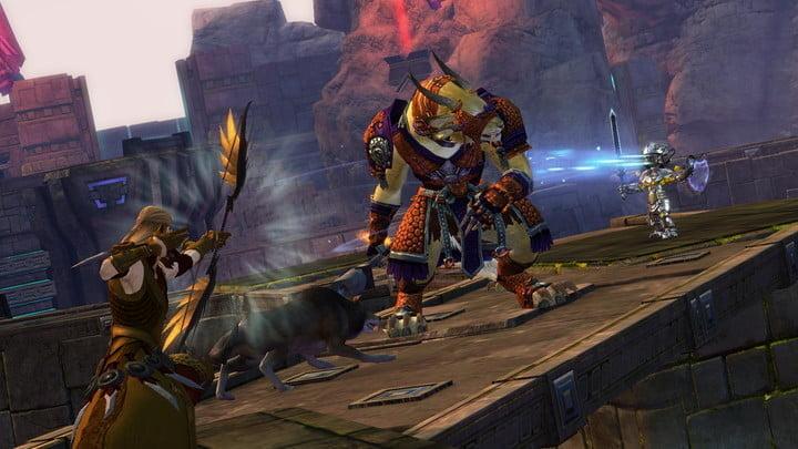 Guild Wars 2 - одна из лучших бесплатных видеоигр