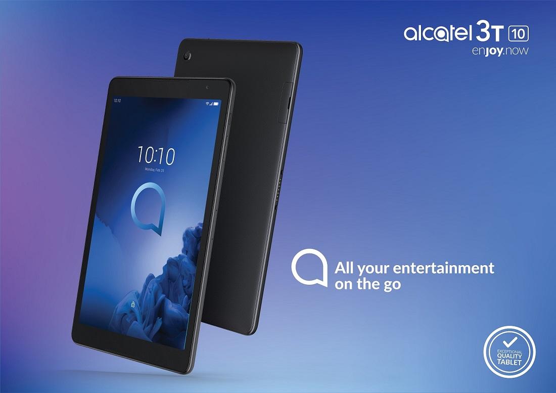 Alcatel 3Q 10