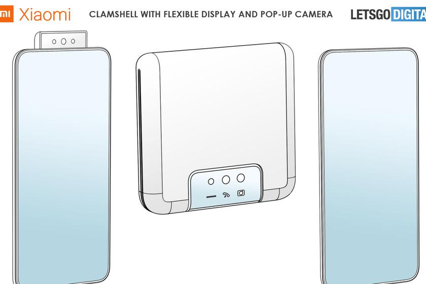 гениальный патент, недавно выданный Xiaomi