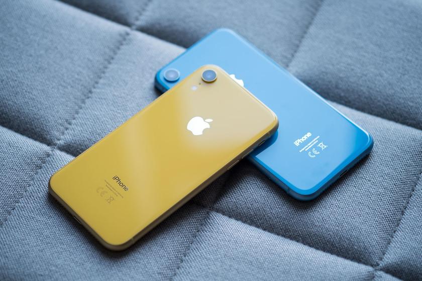 iPhone XR – самый продаваемый мобильный телефон в мире за год
