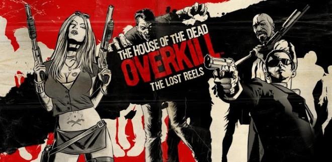 Дом Мертвых Overkill LR