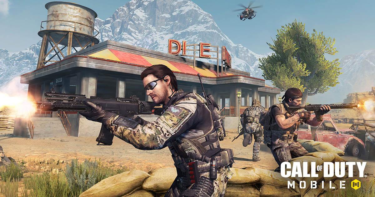 Call of Duty мобильный