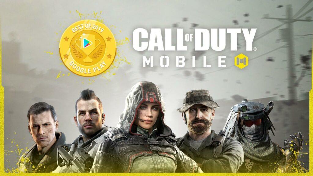 лучшая игра года в Google Play