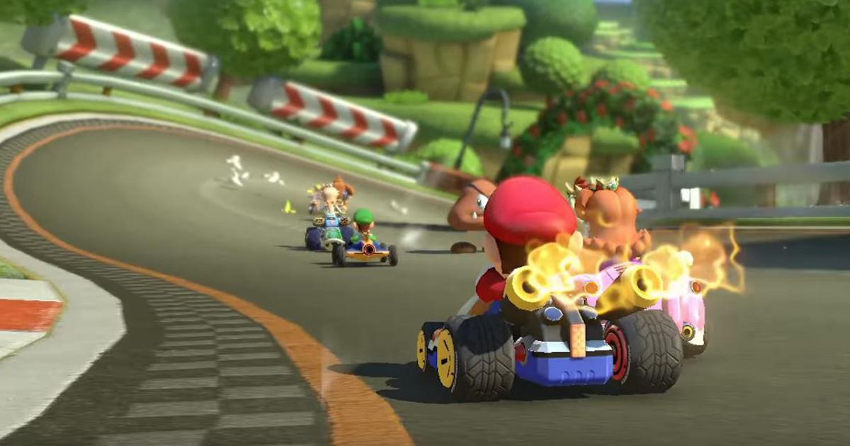 Mario Kart Tour – самая скачиваемая игра из App Store