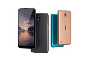 Со своей стороны, начальная модель - Nokia 1.3, ориентировочная цена - около $ 105.