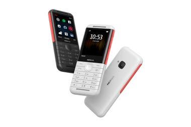 Nokia 5310 - переиздание классической модели компании, выпущенной в 2007 году.