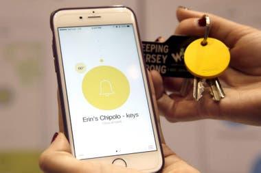 Apple хочет иметь систему определения местоположения потерянных объектов, такую как Chipolo или Tile