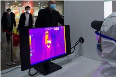 Несколько китайских компаний создали системы обнаружения лихорадки с использованием искусственного интеллекта