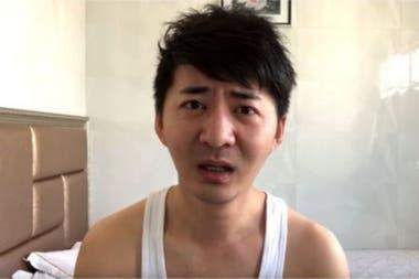 Чэнь Цюши - один из двух журналистов, чей след был потерян в Ухане