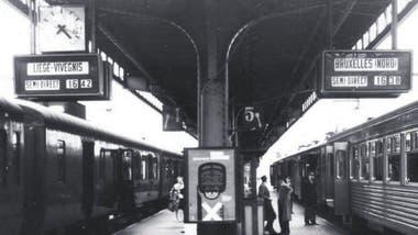 Еще раньше, первые платы Solari, проданные итальянским производителем в Льеже, Бельгия, в 1956 году