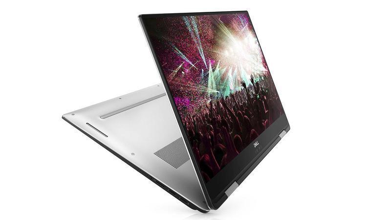 Dell XPS 15 2-в-1