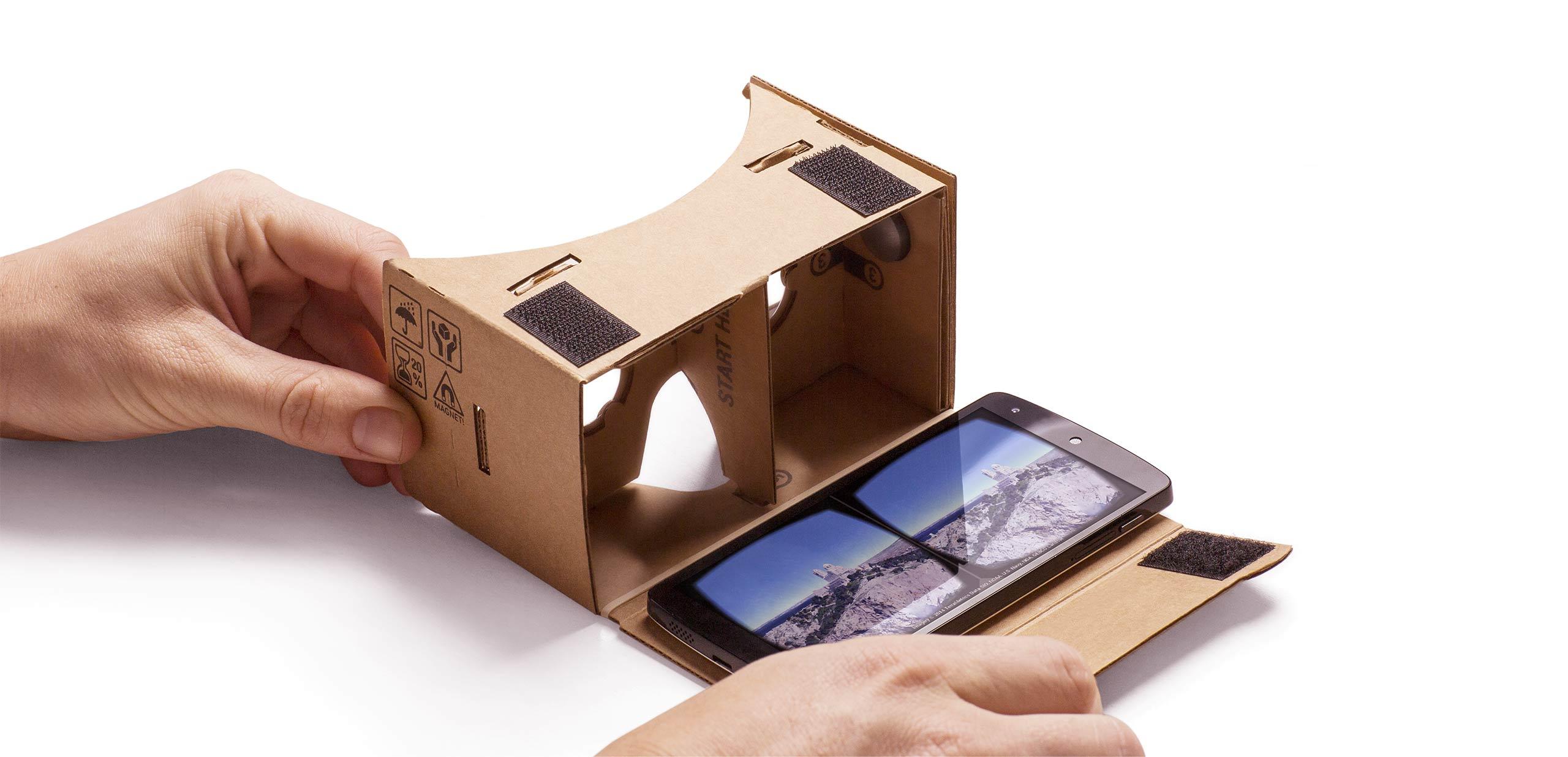 Google Cardboard -1