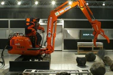 Роботы могут стать обычным явлением в строительном секторе, поскольку компании заменяют стареющих работников.