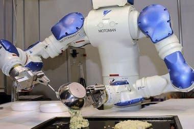 В Японии роботы также могут приготовить вам обед
