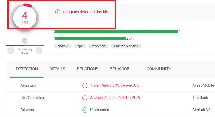 Изображение - Как узнать, что APK не содержит вирусов и безопасен