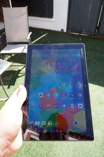 Xperia z4 tablet 6
