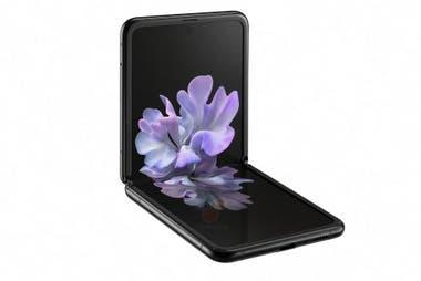 В дополнение к двойной внешней камере Samsung Galaxy Z Flip будет иметь встроенную 10-мегапиксельную камеру для видеозвонков
