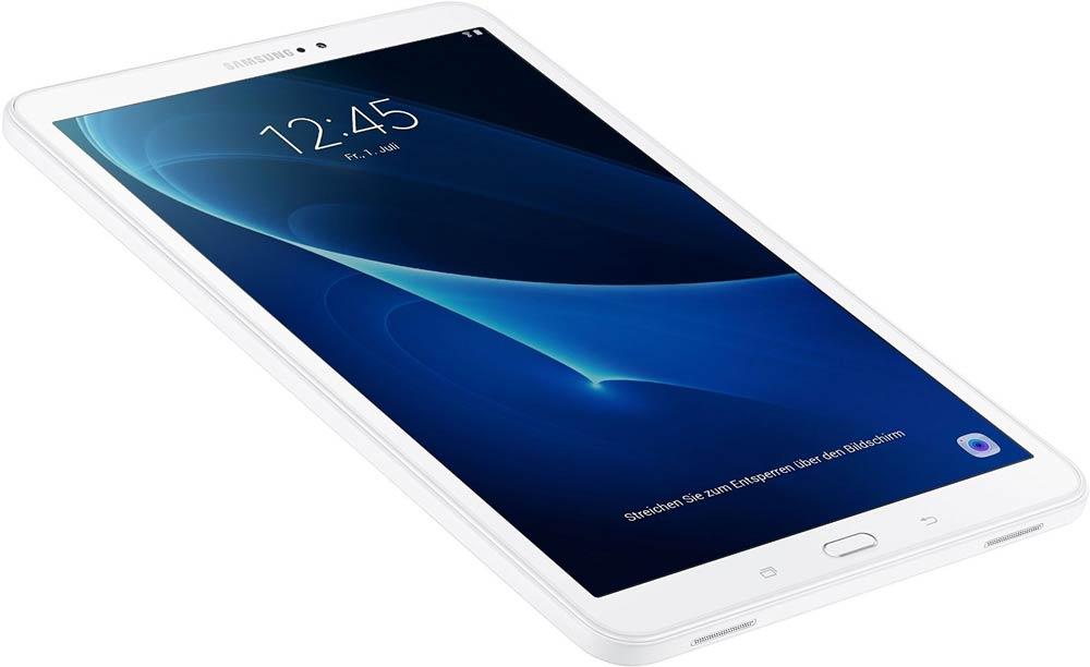 Новый Samsung Galaxy Tab A прибывает в Испанию
