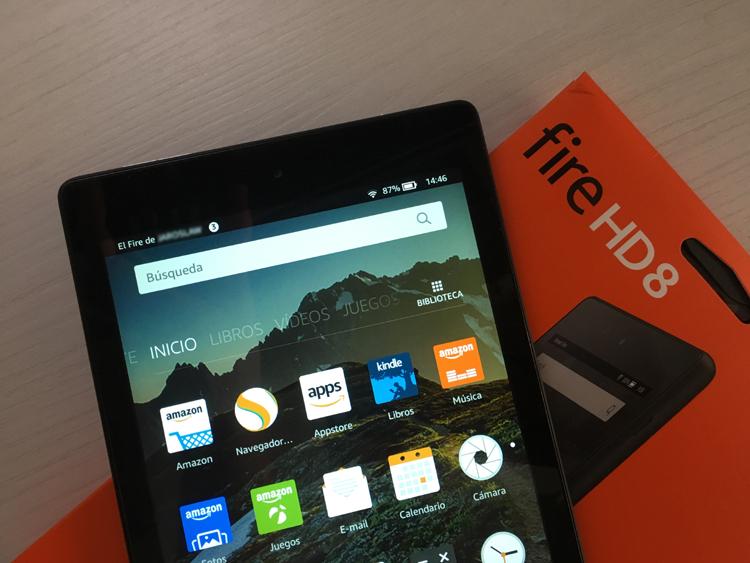 Amazon Fire HD 8, анализ и мнения