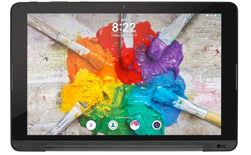 Новый планшет LG G Pad III 10.1 LTE с аналой и GPS