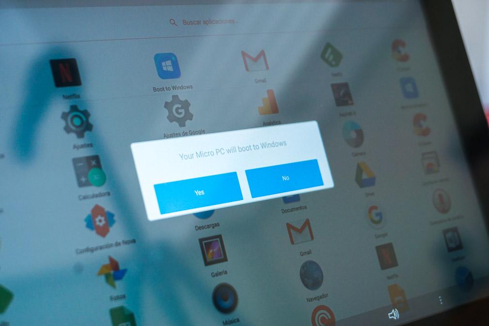 Анализ Teclast Tbook 11 с Android и Windows 10, вы выбираете