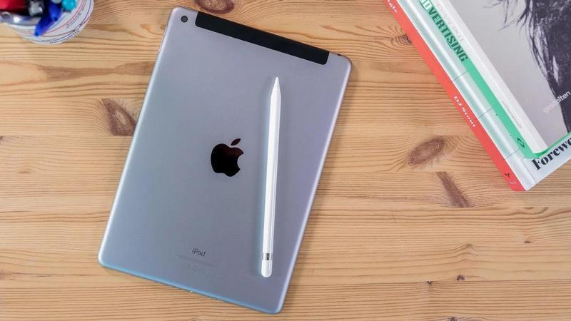 9,7 iPad